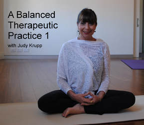 A Balanced Therapeutic Practice 1 with Judy Krupp